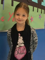 Audiny Freitas, Student of the Month, Nob Hill Early