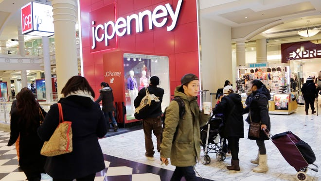 J.C. Penney's turnaround seems to be on track after a fourth quarter in which it gained market share and increased same-store sales by 4.1%.