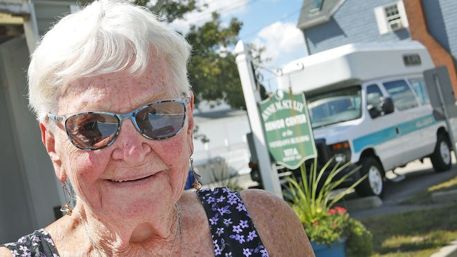 Barbara Lawlor, 82, longtime Hull COA director,  is retiring after 31 years of managing the Anne Scully Senior Center.