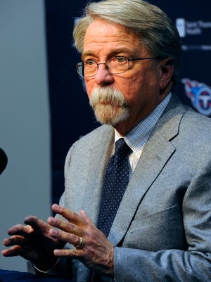 Titans President and CEO Steve Underwood has stated on several occasions that the team is not for sale.