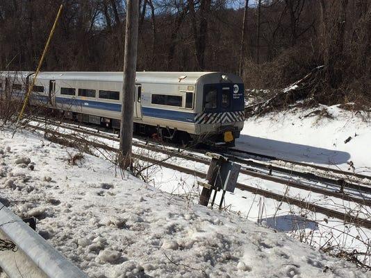 Harlem Line derailment