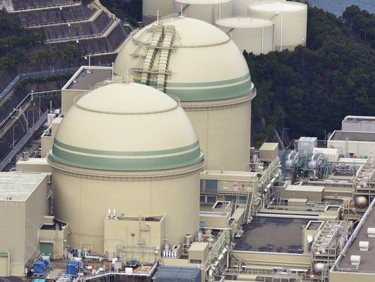 AP JAPAN NUCLEAR I JPN
