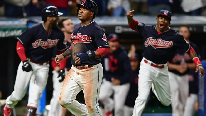 The Cleveland Indians' 22-game winning streak came while hitting more home runs than runs allowed.