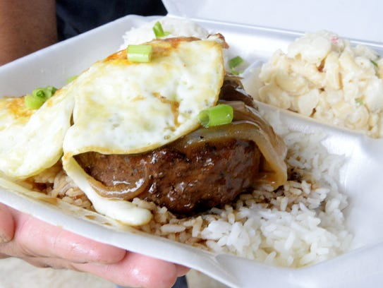 Hawaiian cuisine food truck debuts in shreveport bossier city for Authentic hawaiian cuisine