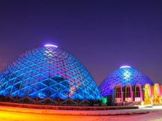 Week ahead: Enjoy the Domes for free, get discounted admission to Cool Waters and more!