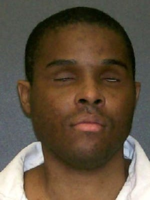 Andre Thomas was convicted of killing his estranged wife and her 13-month old daughter, and their 4-year-old son in March 2004 attack about 60 miles north of Dallas.  All three were stabbed and their hearts ripped out.