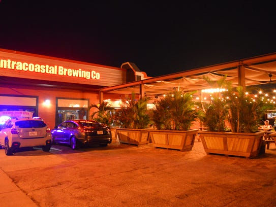 Intracoastal Brewing Co. opened in 2013 in Eau Gallie.