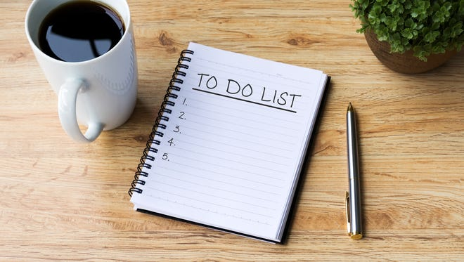 Make your list now on what you want to do this week. Plenty of events to attend.