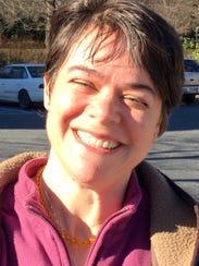 Mary Rebekah Hadfield, 40, of Staunton said she is