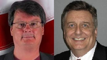 Gus Fahrendorf and Mark Harris