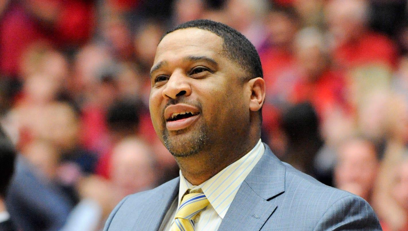 Basketball coach Emanuel Richardson arrested in corruption ...