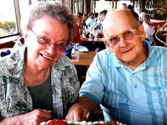 Anniversaries: Jack Hoffman & Audrey Hoffman