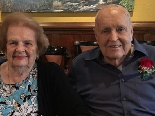 Anniversaries: Stanley Pich & Eleanor Pich