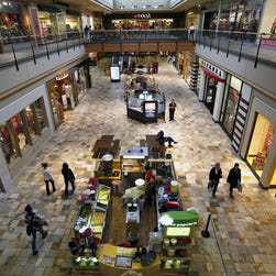 Which mall stores are in danger of closing?