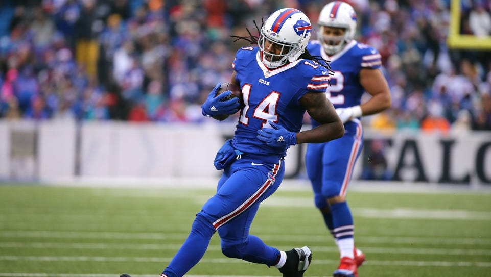 Bills receiver Sammy Watkins underwent a second foot