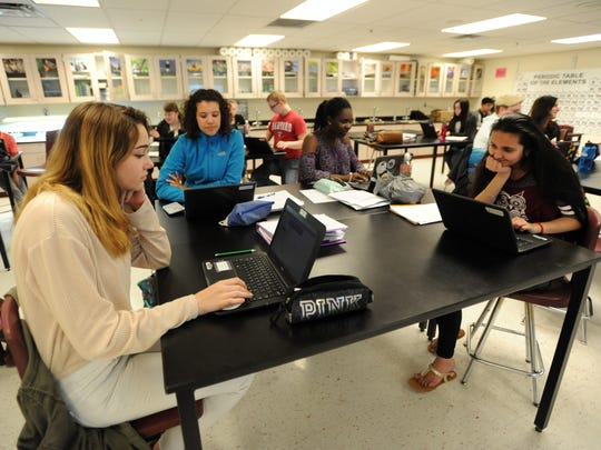 The International Academy of Macomb was a top-10 performing school on the SAT test in 2019.
