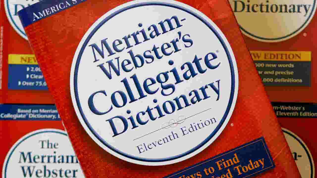 Merriam Webster adds new definitions  Dumpster fire 61a5e1db7