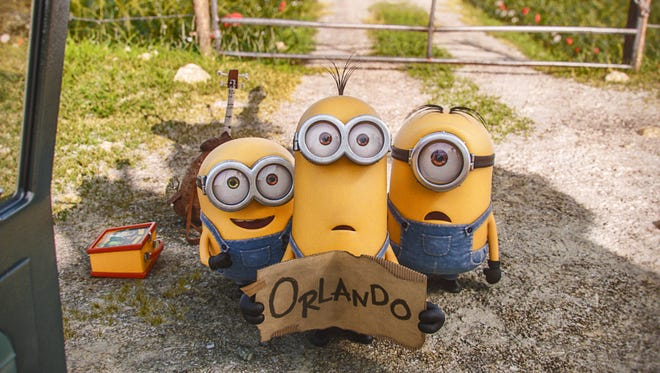"""Cornell Cinema will offer three showings of """"Minions"""" at the Willard Straight Theatre."""