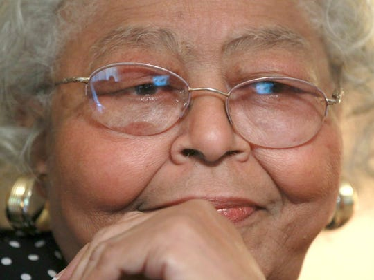 INDEPENDENT MAIL FILE PHOTO Margaret Mack of Belton was the first black teacher at T.L. Hanna High School in Anderson as South Carolina public schools were integrated.