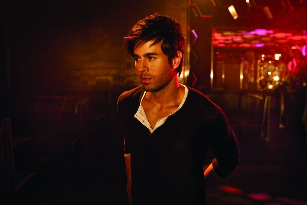 Enrique Iglesias is interested in not only girls, but also guys 06/21/2011 3