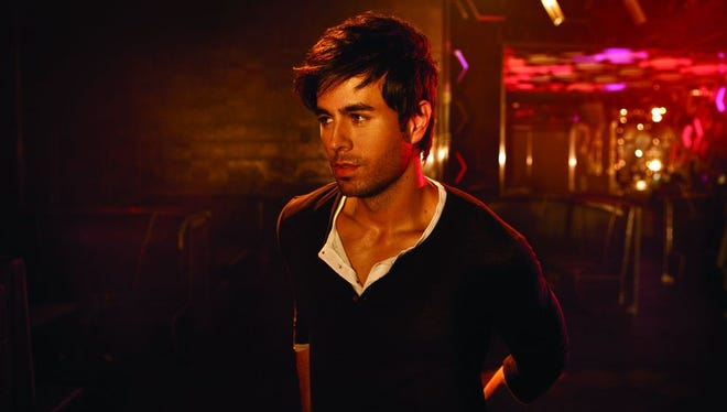 Enrique Iglesias is playing US Airways Center in Phoenix with Pitbull.