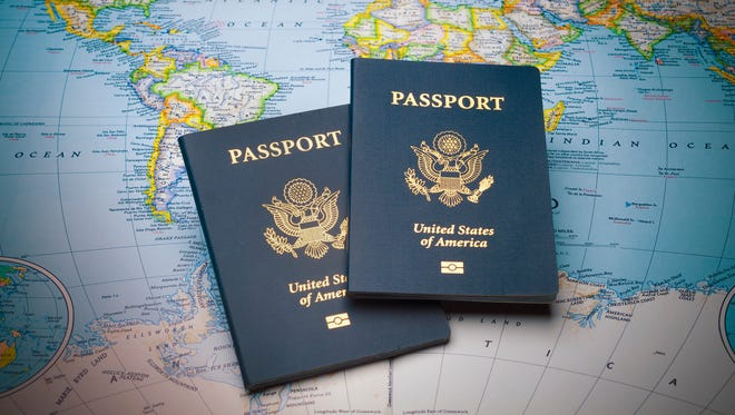 Certain frequent travelers can qualify for two U.S. passports.