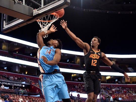 NCAA Basketball: Oklahoma State at Florida State