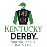 2016 Kentucky Derby logo.