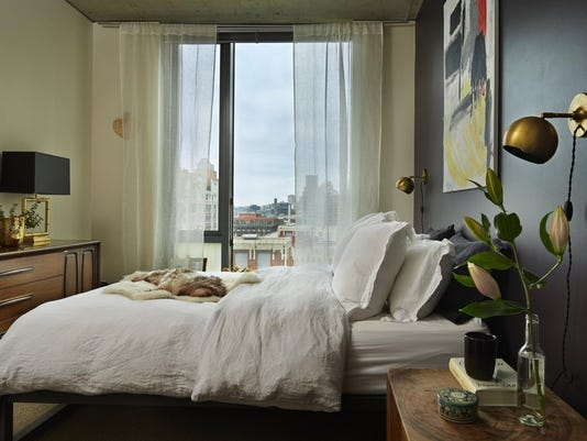 A downtown Seattle apartment is elevated with imagination, instinct and tough choices
