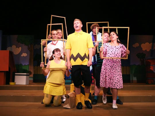 """Pentacle Theatre put on the musical play """"You're a"""