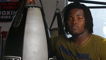 Paramus (N.J.) Catholic defensive lineman Rashan Gary