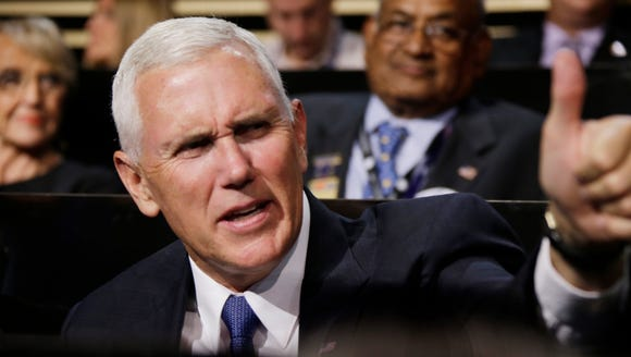 He's the real Mike Pence!