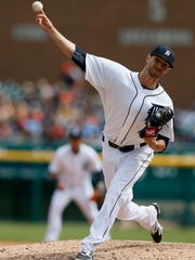 In three starts and 23 innings this season, Shane Greene has allowed one earned run.