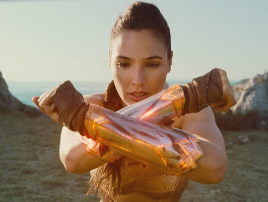 'Wonder Woman,' starring Gal Gadot, has become the