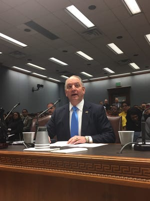 Gov. John Bel Edwards will have to put his personal popularity on the line to rally support for his proposals to close a $1 billion state budget gap.