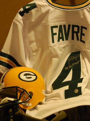 From 1992 to 2007, Brett Favre played the game of football with a youthful exuberance and passion that brought smiles to the faces of all who watched him play.
