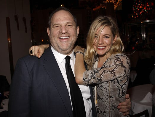 Harvey Weinstein was hit with allegations of almost