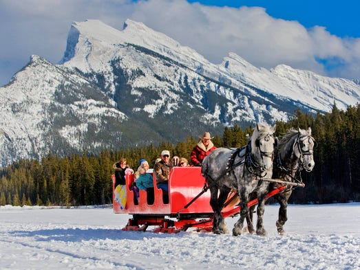 10best Places For A White Christmas