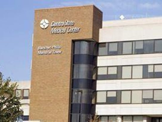 CentraState Medical Center in Freehold Township.