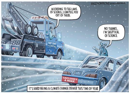 East Coast winter storm challenge