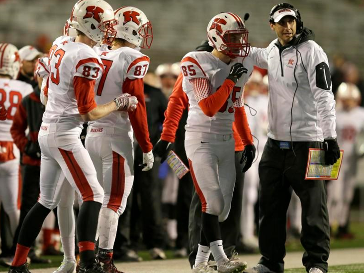 Kimberly's Steve Jones has been named WFCA/Packers coach of the year.
