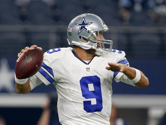 REPORT: Tony Romo and Cowboys Set Official Return Date | 12up
