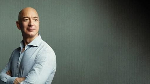 """Jeff Bezos is the visionary titan behind a trillion-dollar company and the richest man on the planet, as seen in the documentary, """"Amazon Empire: The Rise and Reign of Jeff Bezos,"""""""