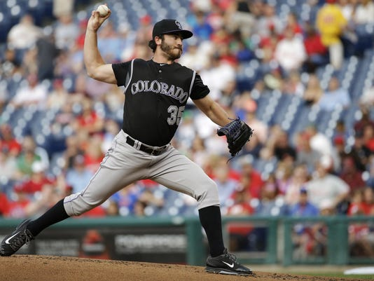 e097bc641bd75 Colorado Rockies pitcher Chad Bettis reveals cancer fight