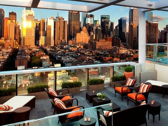 NYC's Kimpton Ink 48 hotel