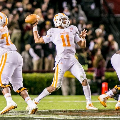 Butch Jones discusses Tennessee's recent string of injuries