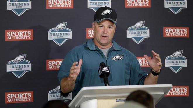 Bill Davis is finishing up his third season as Eagles defensive coordinator.