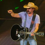 Jason Aldean compliments Greenville at free Bassmaster Classic show
