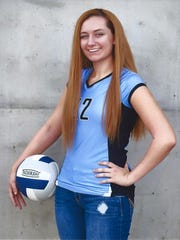 Nikki Blake, Glendale Deer Valley libero, is azcentral