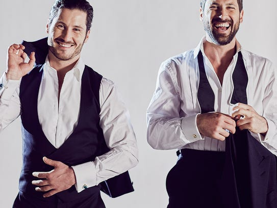 Valentin and Maksim Chmerkovskiy bring their summer